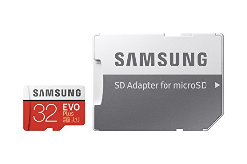 Samsung 32GB EVO Plus Class 10 Micro SD Cards