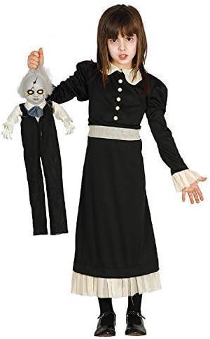 Fancy Me Creepy Dead Disfraz de Fantasma para niña de 5 – 12 años ...