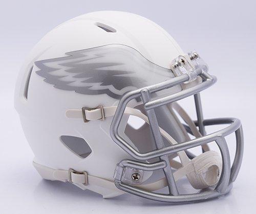 Philadelphia EaglesIce Speed Mini - Helmet Mini Decals