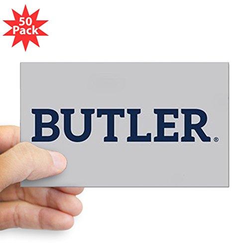 CafePress - Butler - Sticker (Rectangle 50 pk) by CafePress