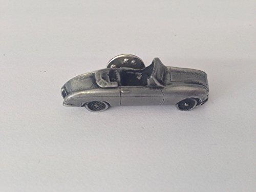 MG B Roadster Badge à épingle 3D voiture Effet Étain Badge à épingle ref129