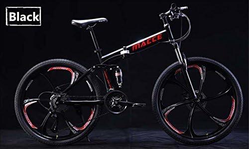 A&ZMYOU Bicicleta de montaña/Bicicleta de Montar en Bicicleta 27 ...