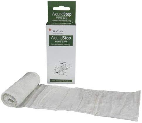 Rescue Essentials WoundStop Home Care - First Aid Wound Dressing
