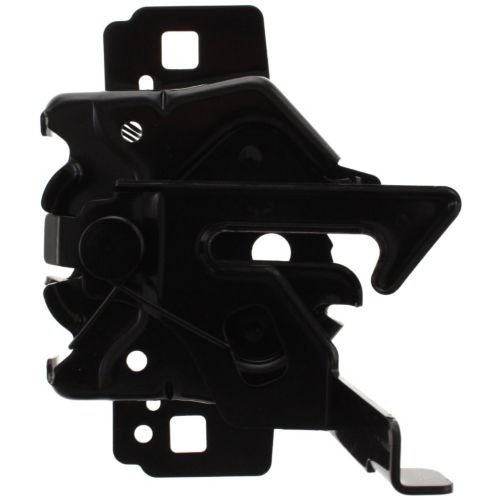 Make Auto Parts Manufacturing - New Direct Fit Hood Latch Steel For Ford Crown Victoria 1998-2011, Lincoln Town Car 1999-2002, Mercury Grand Marquis 1998-2011, Marauder 2003-2004 - ()