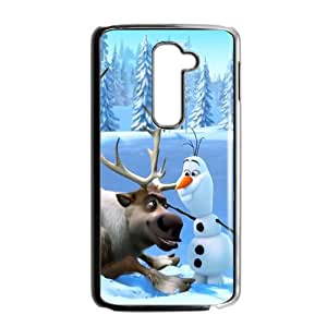 Frozen Sven and Olaf Cell Phone Case for LG G2