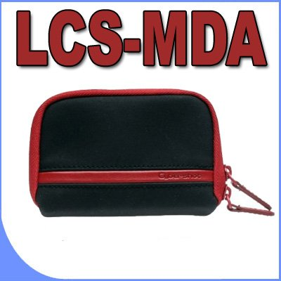 sony-lcs-mda-cybershot-carrying-case-black-red-for-sony-dscw330-dscw350-dscw370-dscw510-dscw520-dscw