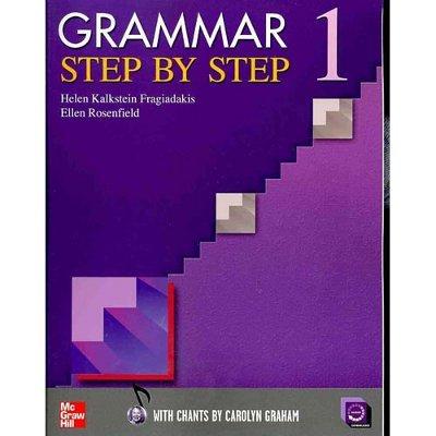 Grammar Step By Step - Book 1 Student Book