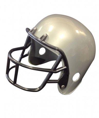 American Football Helm in Rot für Kinder
