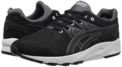 Asics - Gel Kayano Trainer Evo - Sneakers Men Black - Black fuliv