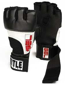 TITLE GEL World Fist Wrap Gloves, X