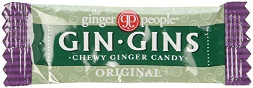 The Ginger People Ginger Chews 2lb - Candy Gin Gins Ginger