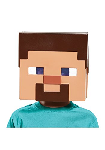 Disguise Steve Minecraft Child (Steve Halloween Costume)