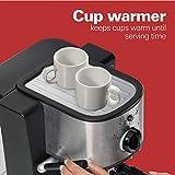 Hamilton Beach Espresso Machine, Latte and