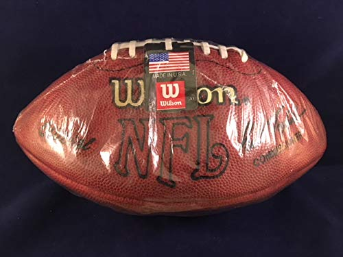Paul Hornung Green Bay Packers Autographed AUTO NFL Wilson Football Signed HOF'er