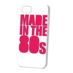 TYH - Case Fun Apple iPhone 6 plus 5.5 Case - Vogue Version - 3D Full Wrap - Made in the 80's ending phone case