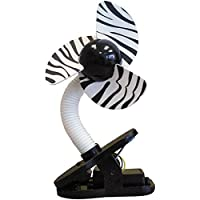 DREAMBABY™ Stroller Fan - Ventilador Acopable para Cochecitos/Sillas