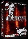 Devil & Demon EPS Vector Sign Clipart