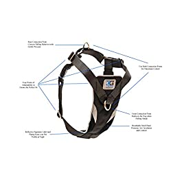 Canine Equipment Ultimate Control Dog Harness