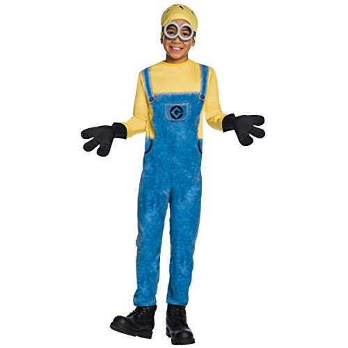 Little Girl From Despicable Me (Rubie's Costume Despicable Me 3 Child's Jerry Minion Costume, Multicolor,)