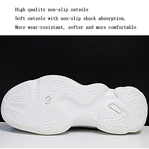 ailj Sports Shoes, Shoes, Sneakers, Running Shoes, Little White Shoes, Shoes, Lazy Shoes, Badminton Shoes, Breathable Shoes, Lightweight Shoes, Casual Shoes, Flat Shoes, Sneakers B07H7FGMPB Fashion Sneakers 85b0b4