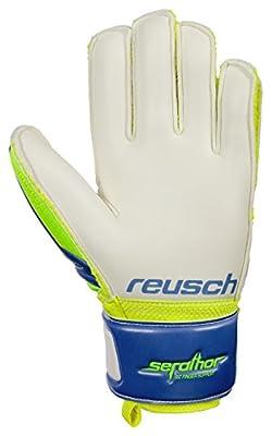 Reusch Soccer Serathor SG Finger Support Junior Goalkeeper Gloves