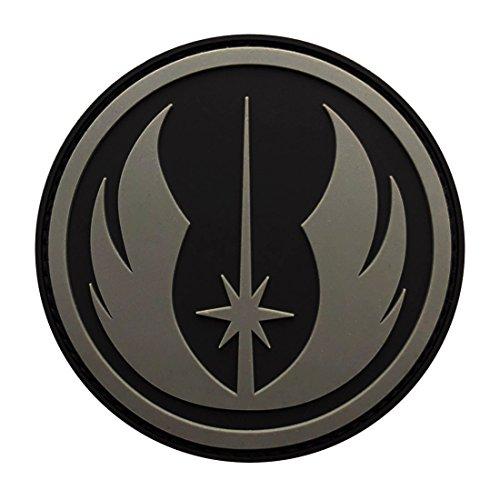 Star Wars Jedi Order Hook Patch  3D Pvc Rubber Mtb54