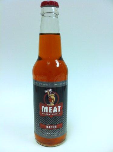 Meat Maniac Bacon (Bacon Flavor Soda)