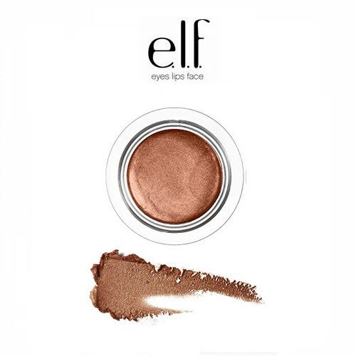 2 Pack e.l.f. Cosmetics Essential Smudge Pot 21696 Brownie Points ()