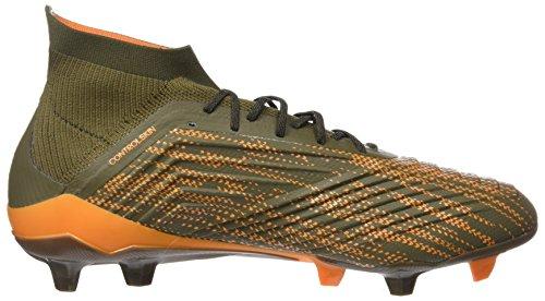 Negbas Chaussures Pour olitra Narbri Fg Homme Vert De Football 18 Adidas Predator 1 000 8qXPPA