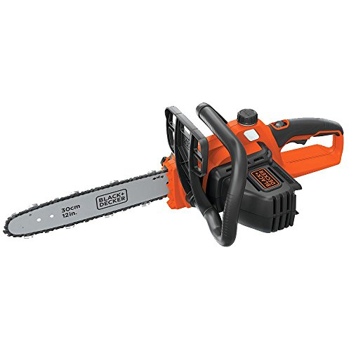 BLACK+DECKER LCS1240B 12-Inch Lithium Ion Chainsaw, 40-volt, Baretool by BLACK+DECKER (Image #1)