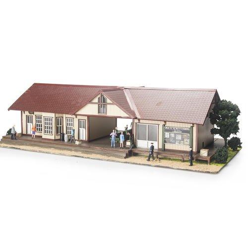 Menards O Gauge Train Station