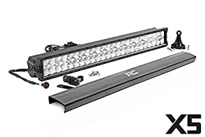 Rough Country - 76930-30-inch Dual Row X5 Series CREE LED Light Bar for Anywhere You Can Mount It
