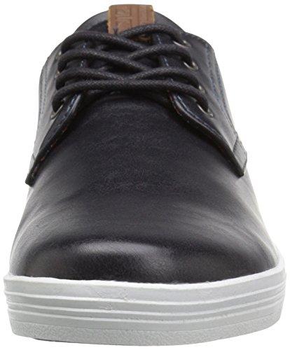 Ben Sherman Mens Payton Fashion Sneaker, Nero / Nero, 7,5 M Us