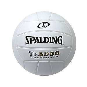 Spalding Tf 5000 Volleyball White Indoor