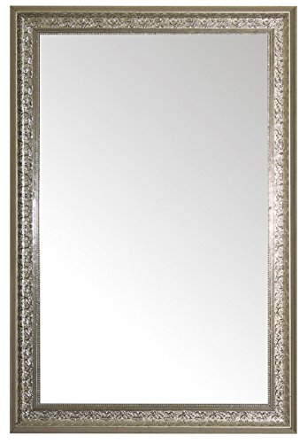 Alpine Mirror & Art Master Series Champagne Wall Mirror with Bevel by Alpine Art & Mirror