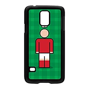 England 4 Black Hard Plastic Case for Samsung? Galaxy S5 by Blunt Football International + FREE Crystal Clear Screen Protector