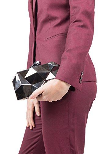Accessoryo, Borsa da avambraccio Donna One size
