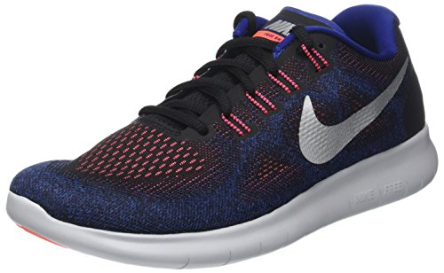 black Royal Silver hot Uomo 2017 Running Punch Blue Nike Multicolore Scarpe Free metallic Rn deep wZ6W8qP0