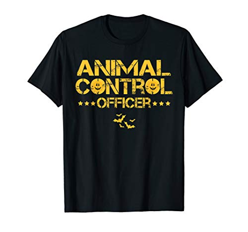 Animal Control Officer Halloween Costume (Animal Control Officer t shirt Halloween Costume)
