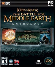Lord of the Rings Battle for Middle Earth Anthology (輸入版) B000N4JEN2