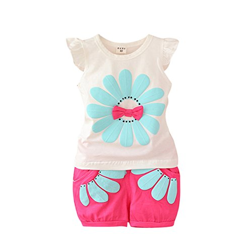 Weixinbuy Flower Summer Bloomers Clothing product image