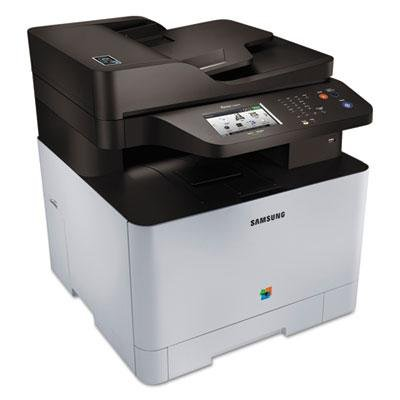 """Samsung - Sl-C1860fw Multifunction Laser Printer Copy/Fax/Print/Scan """"Product Category: Office Machines/Copiers Fax Machines & Printers"""""""