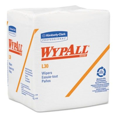 LAGASSE INC. Product # KCC05812 - WYPALL L30 ECONOMIZER WIPER WH (ADC offered unit is Case)