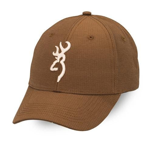 Down Under Cotton Hat (Browning Over/Under Cap, Brown)