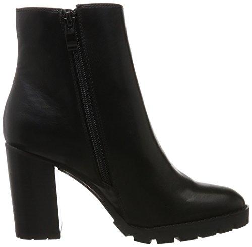 P1735a 01 De B118a 54 black Pu Mujer Negro Por Estar Buffalo Casa Zapatillas Para E4Raq4O