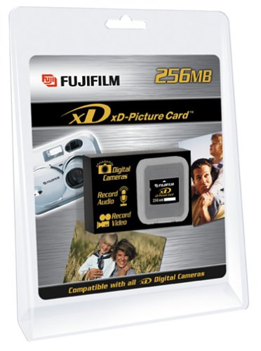 FujiFilm 256 MB xD Picture Card, Type M ( 600004661 ) by Fujifilm (Image #1)