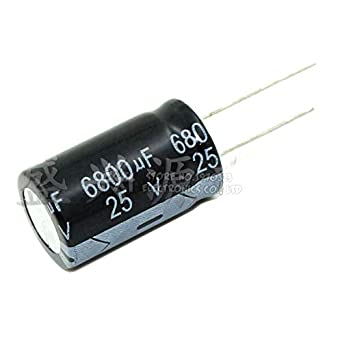 NOS Qty 5 Electrolytic Capacitor Nichicon 470uF 50V Axial