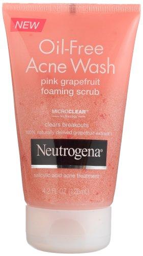 Neutrogena Oil Free Grapefruit Salicylic Treatment
