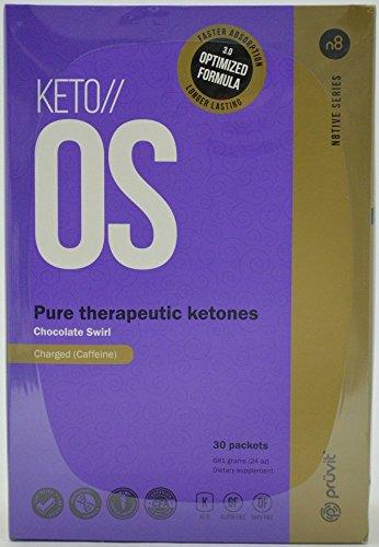 Keto OS 3 0 CHOCOLATE Pruvit product image