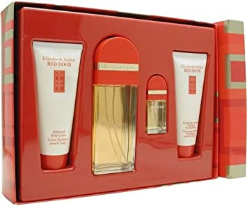 Red Door Perfume by Elizabeth Arden Gift Set for Women Includes 50 ml Eau De Toilette & Red Door Perfume by Elizabeth Arden Gift Set for Women Includes 50 ...